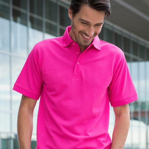 all-seasons-sports-henbury-65-35-classic-pique-polo-shirt
