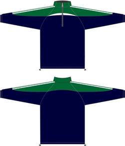 All-Seasons-Sports-Training-Top-navy-green-white