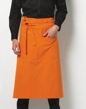 All-Seasons-Sports-KUSTOM KIT Hospitality Long Apron Superwash(r)
