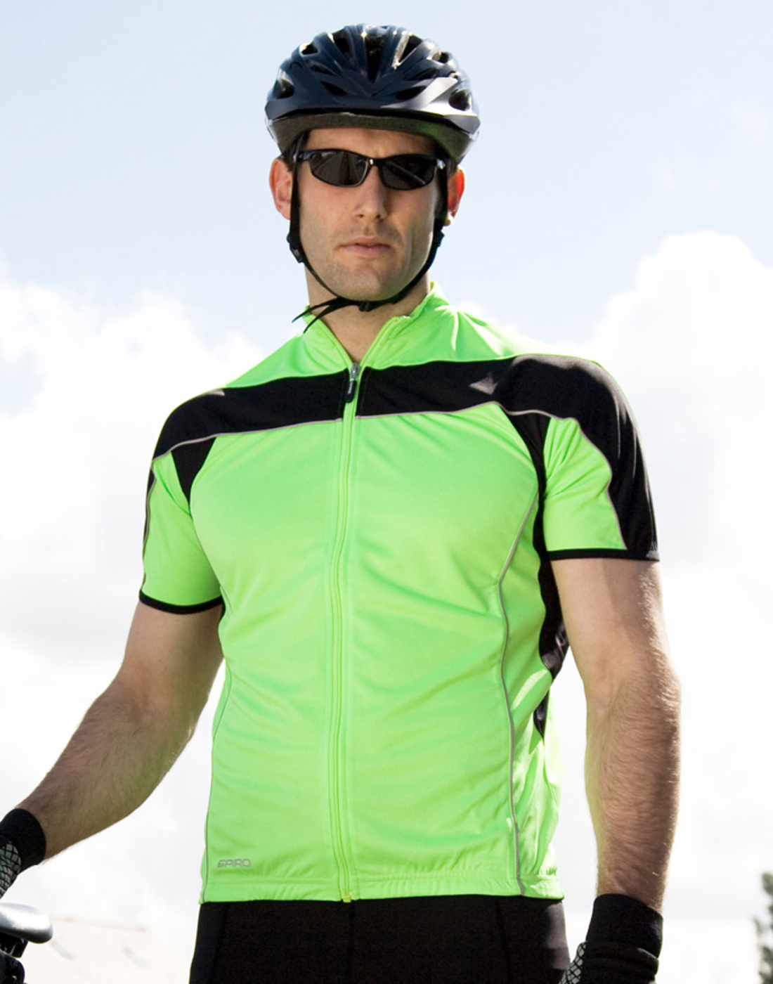 df5c83019 Spiro Spiro Bikewear Full Zip Top - All Seasons Sport   Leisurewear